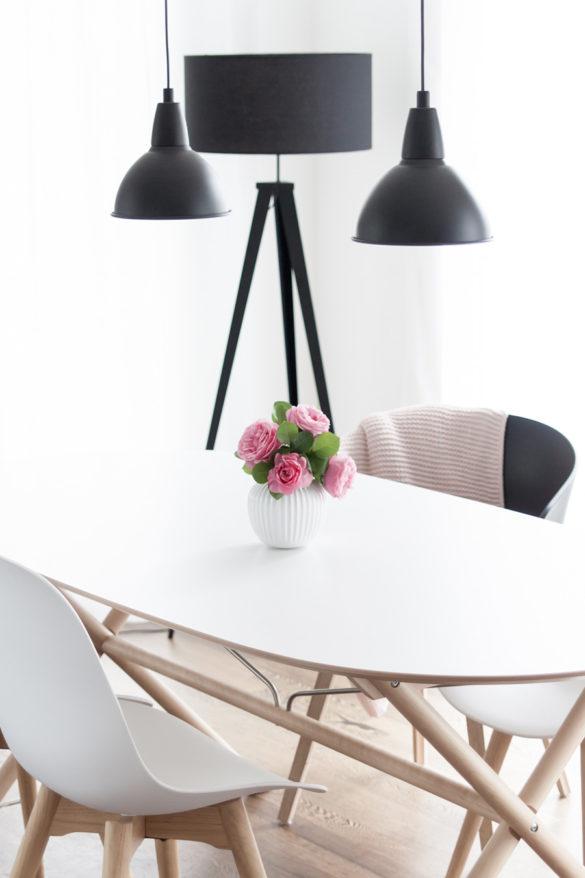 Ikea Esstisch weiß