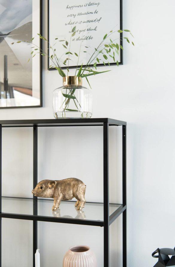Sparschwein Kare Dekoration
