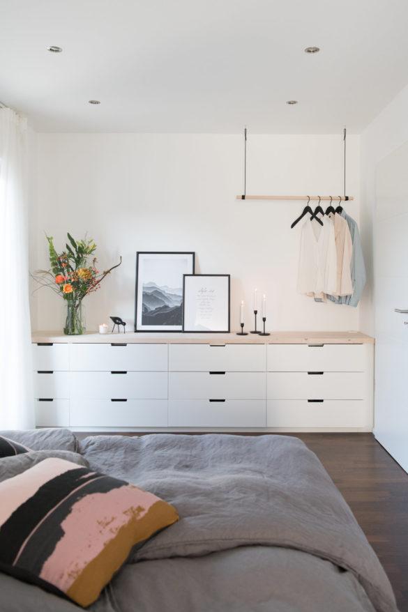 Kommoden Ikea Nordli Schlafzimmer