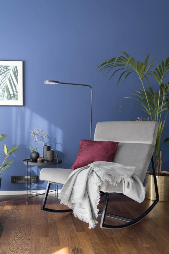 Farrow Ball Drawing Room Blue
