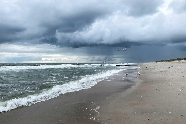 Sylt Strandfoto