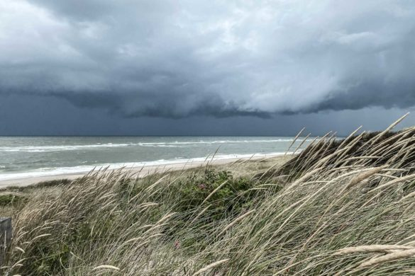 Sylt trotz Sturm