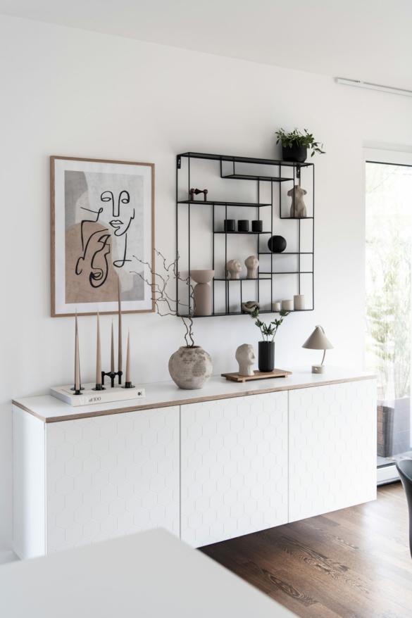 Sideboard Dekoration