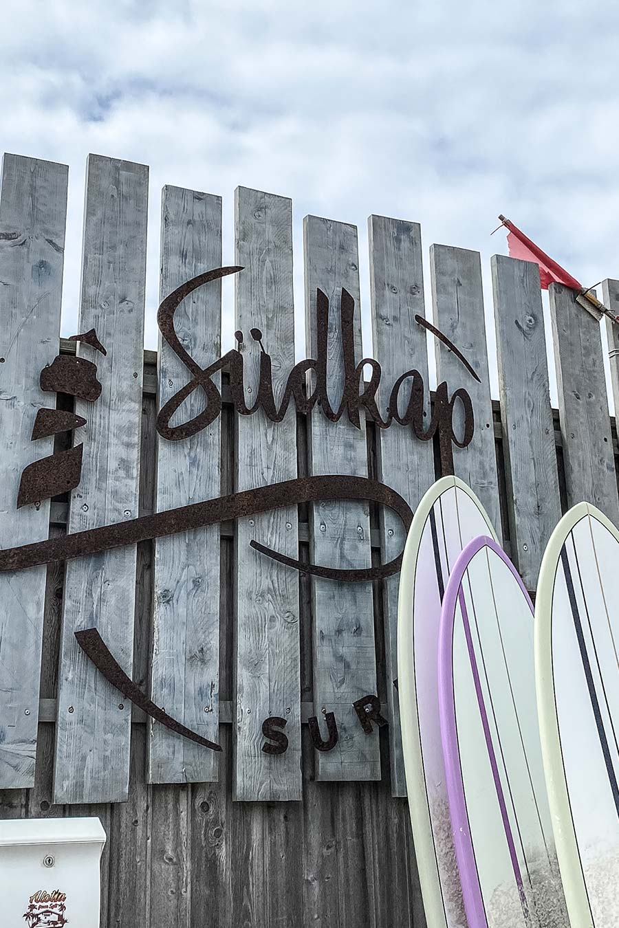 Südkap Surfing Sylt